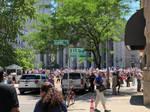 Manhattan Protest 4