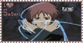Sasori Stamp by Padfoot7411