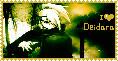 Deidara Stamp by Padfoot7411