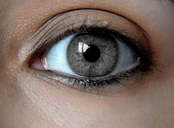 Birthstone Eye: Diamond by Padfoot7411
