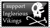 IngloriousViking Support Stamp by Padfoot7411