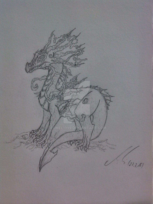 Dragon by eumel1999