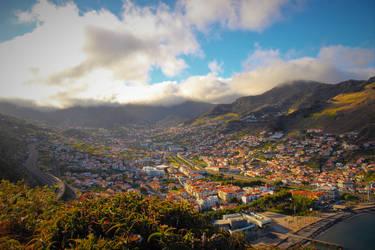 Madeira Island ...