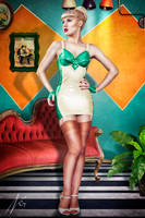Pandora Pin-Up: Miss Mosh by falt-photo