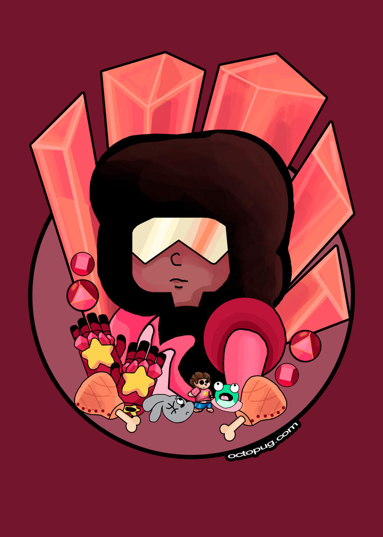 Garnet by falt-photo