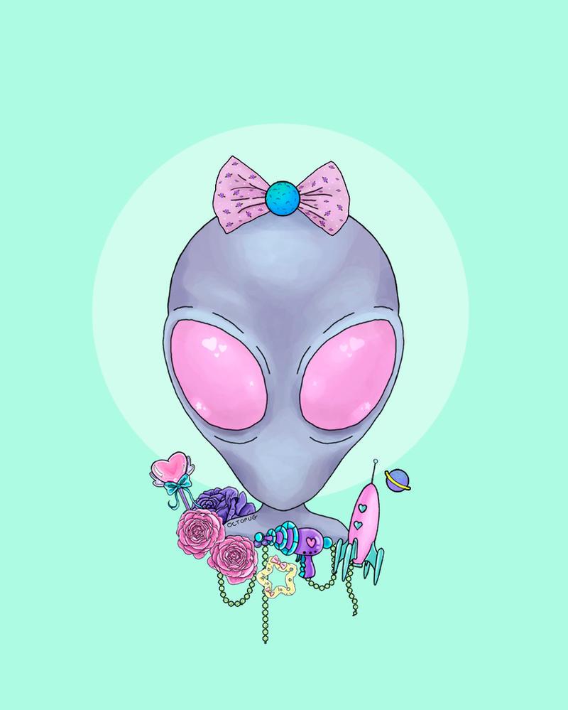 Alien 1 by falt-photo