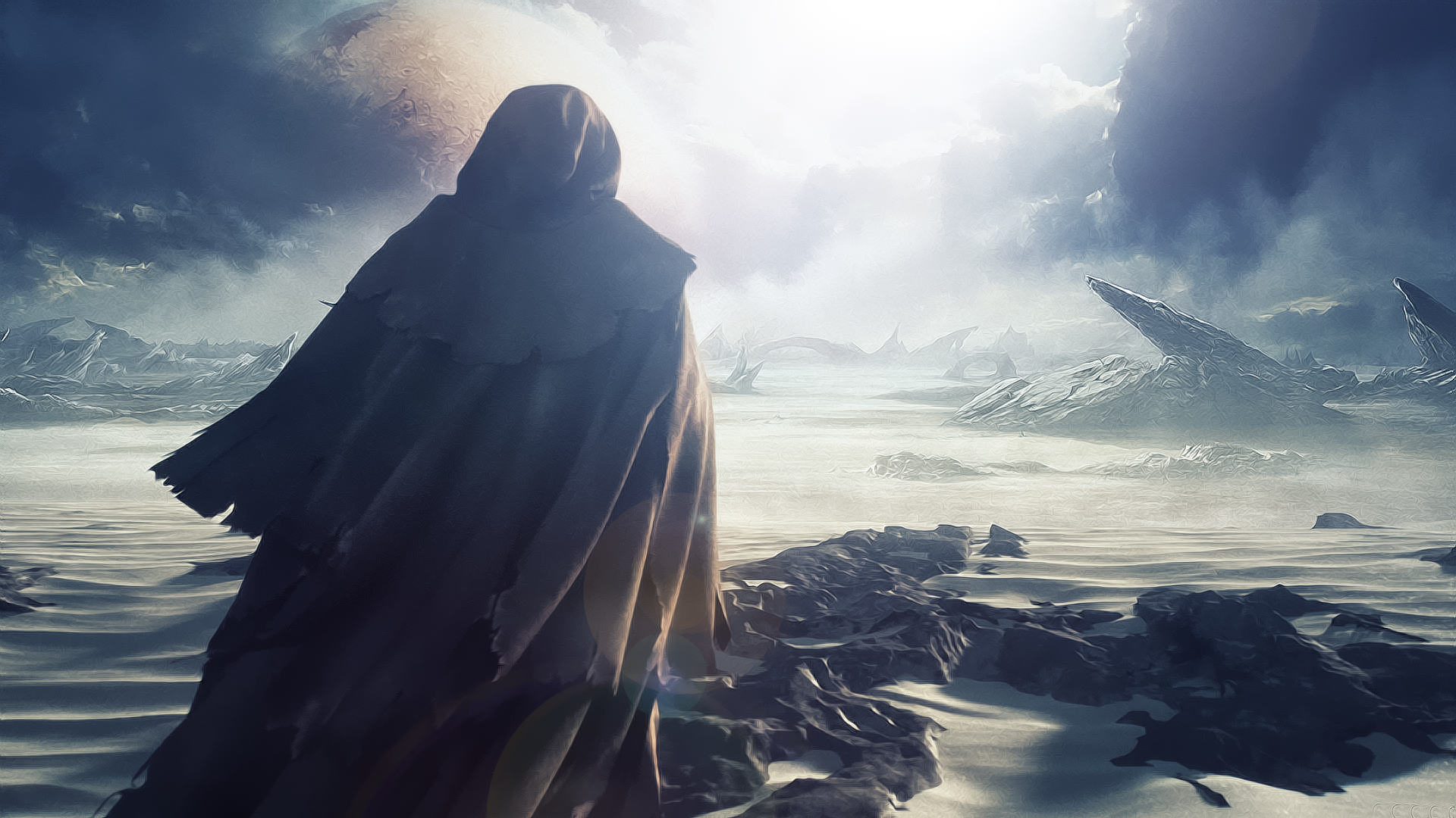 Halo 5 Wallpaper by KingAirsoftSniper