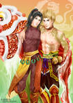 Dynasty Warriors-Gan and Lin