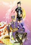 Dynasty Warrior-Sima and Zhang
