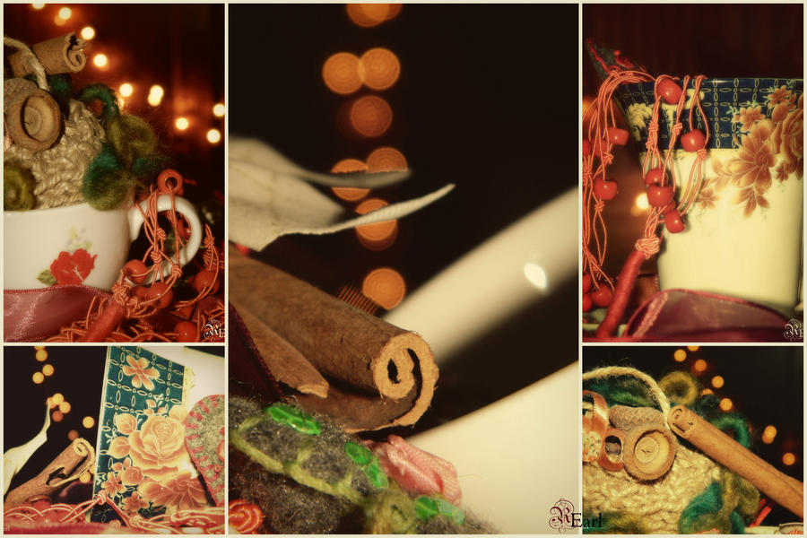 Cinnamon Tea by rococoearl