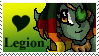 Legion Stamp by AkuOreo