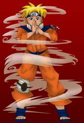Naruto TG 2 p1 by AkuOreo