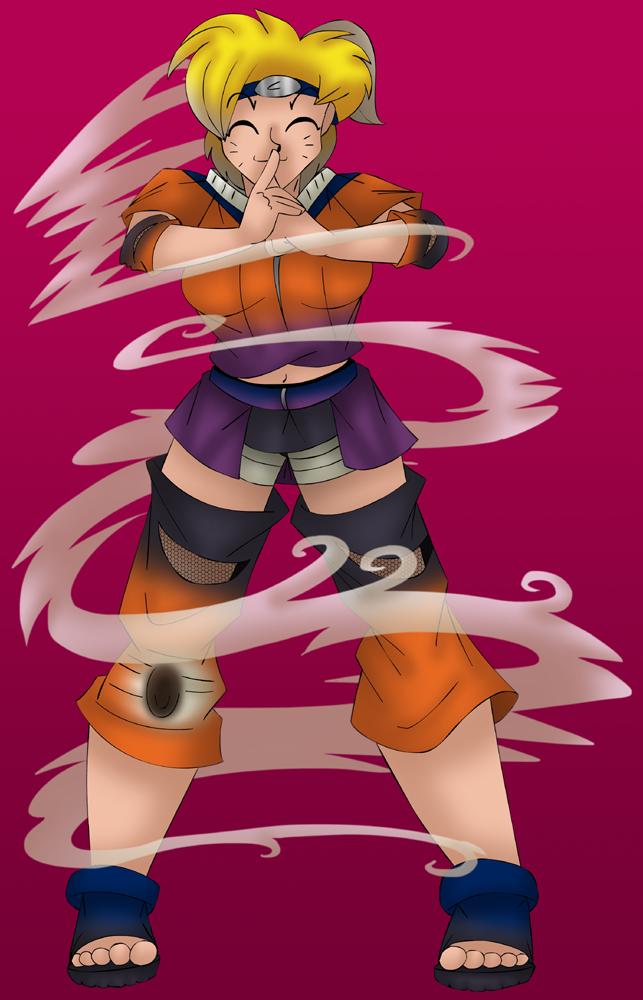Naruto TG 2 p2 by AkuOreo