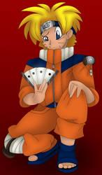 Naruto TG 3 p1 by AkuOreo