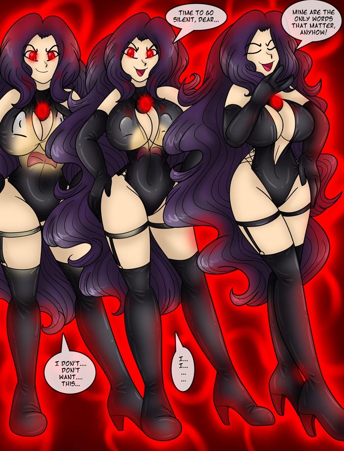 Yes, Mistress! p21 by AkuOreo