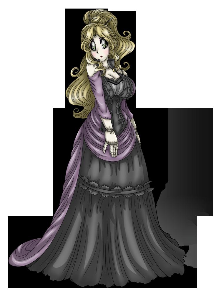 Cosette by AkuOreo