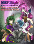MSF High: Chapter 1 p1 by AkuOreo