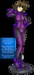 Mahou Galaxy: Keith TG human form by AkuOreo
