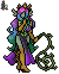 Queen Althea Sprite by AkuOreo