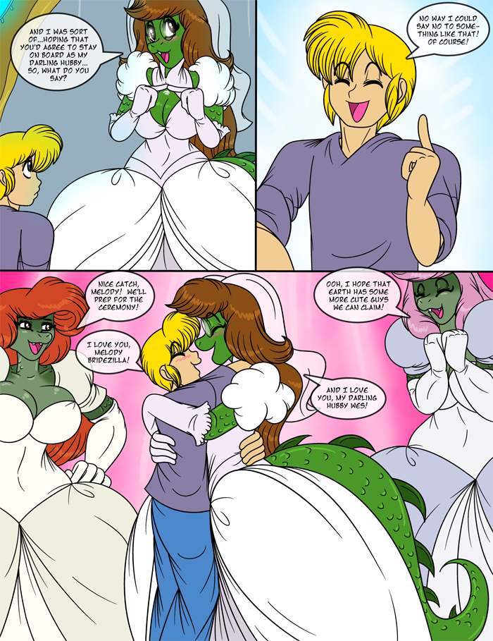 Bridezilla To Be P6 By Akuoreo On Deviantart However, word eventually reached the woman in question, so. bridezilla to be p6 by akuoreo on