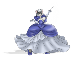 Mary fairy godmother by AkuOreo