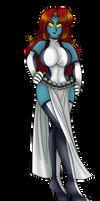 Mystique Ally by AkuOreo