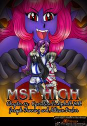 MSF High: Chapter 13 p1 by AkuOreo