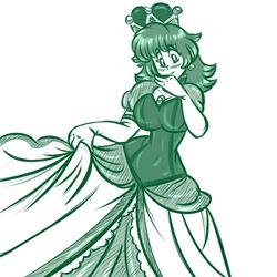 Super Crown Luigi
