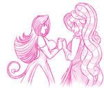 Ruby and Azura