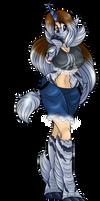 Monster Hunter Grab Bag: Kirin Monster Girl