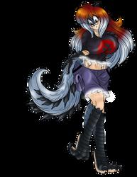 Monster Hunter Grab Bag: Tobi-Kadachi Monster Girl by AkuOreo