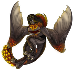 Monster Hunter Grab Bag: Bazelgeuse Monster Girl