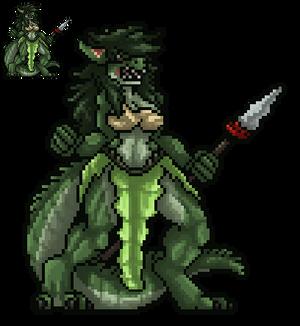 Angry Dragator