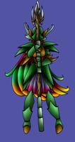 Legion Defender by AkuOreo
