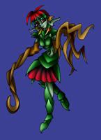 Legion Battler by AkuOreo