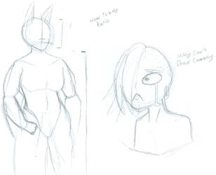 This Head To Body Ratio Is Garbage by ChaosStarBitz007
