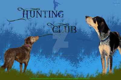 Hunting Club Layout Image by MistyGypsyRiver