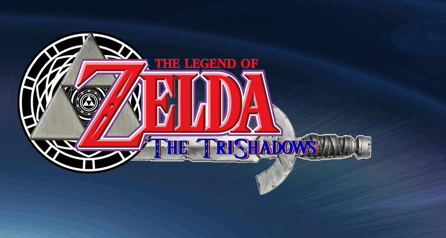 LOZ TriShadow Series Title by Krackmunkie