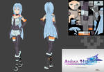 AnimaHeroes - 3d Skye Niri Kua