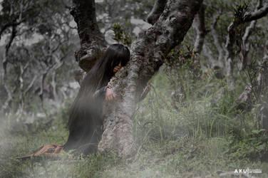 Javanese Widow Ghost 1 by violalulu