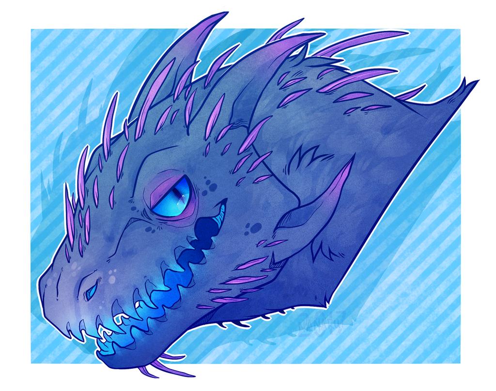 Anthomnia Rex by Nanarui