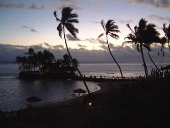 Fiji Evening