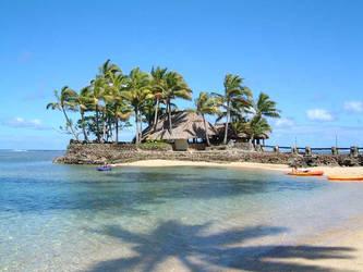 Fiji Morning