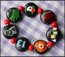 Custom Musicals bracelet II