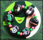 Wicked the Musical themed bracelet