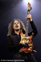 Kirk Hammett, Metallica by henrimikael