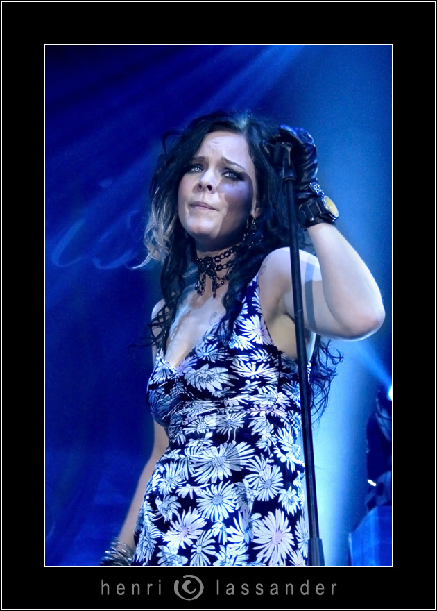 Anette olzon nightwish two by henrimikael