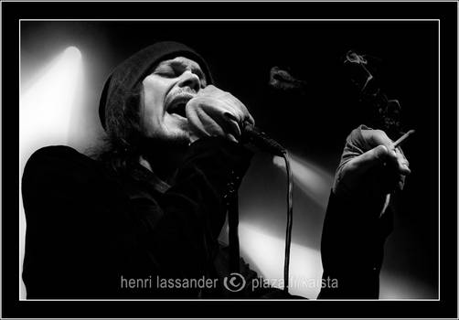 Ville Valo in Helldone, Two