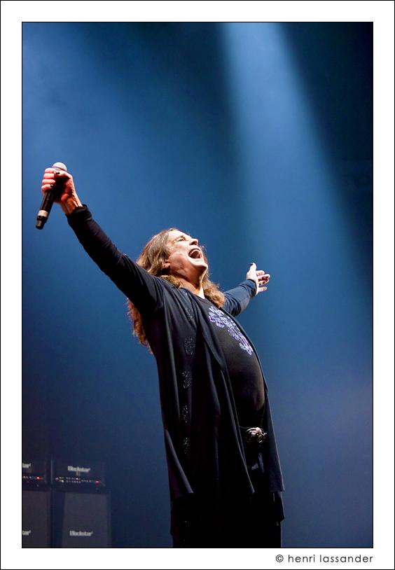 Ozzy Osbourne One by henrimikael