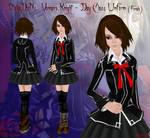 VK Day Class Female Uniform